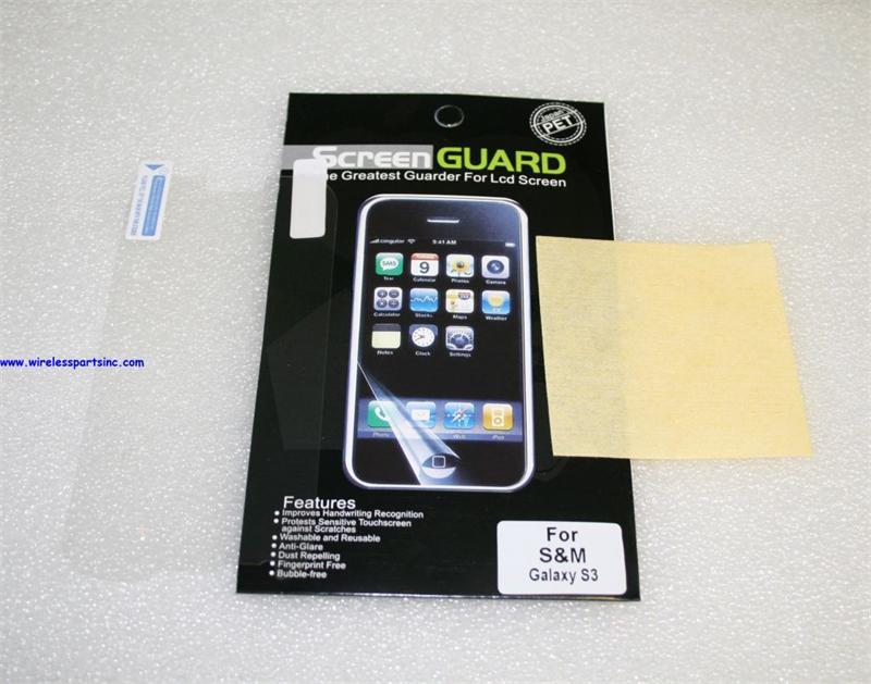 Samsung I535 Galaxy S Iii 3 Screen Protector