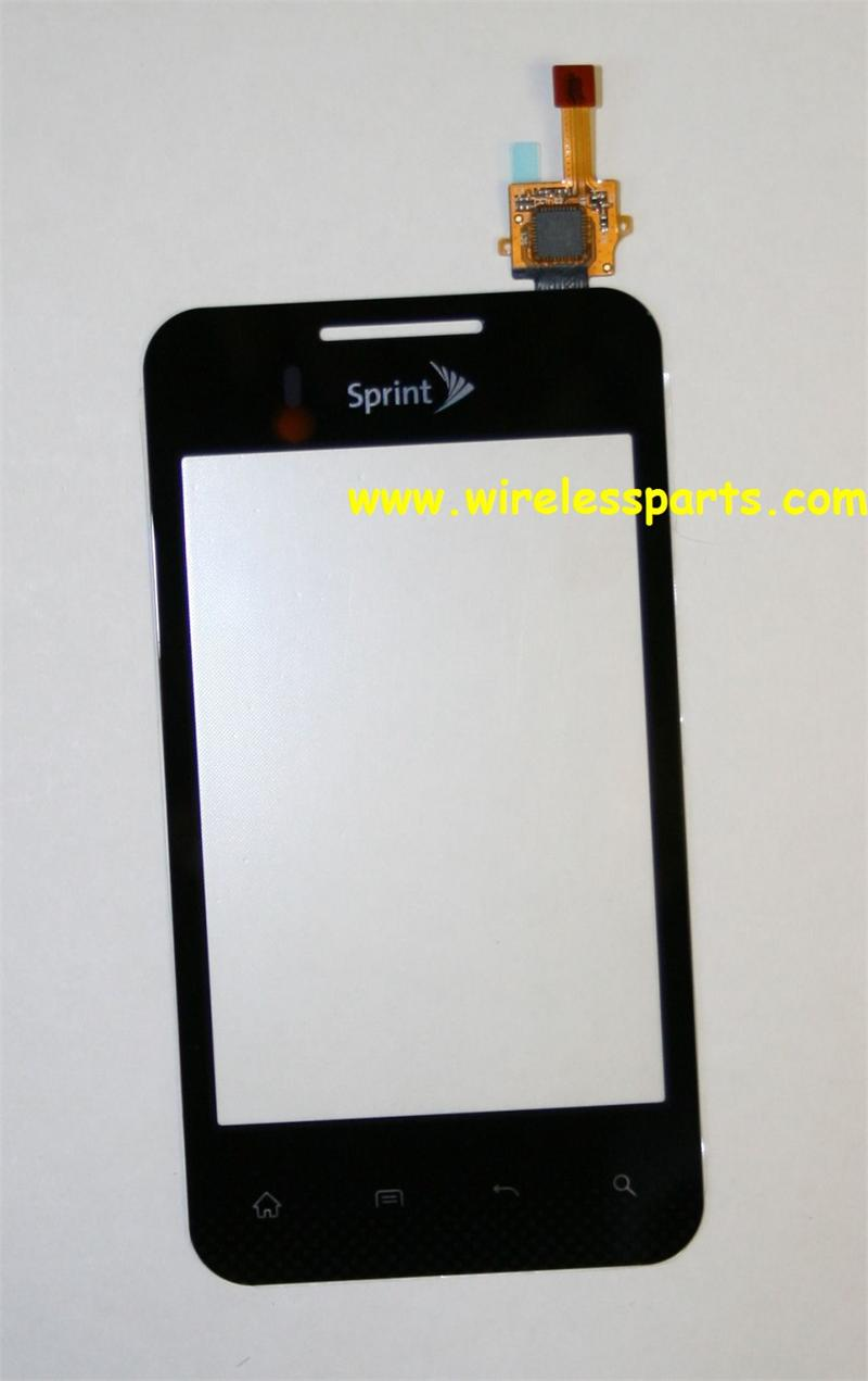 Lg Ls696 Optimus Elite Touch Screen Digitizer