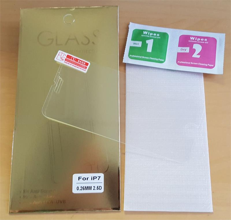 Iphone 7 4 7 Quot Tempered Glass Screen Protector Retail