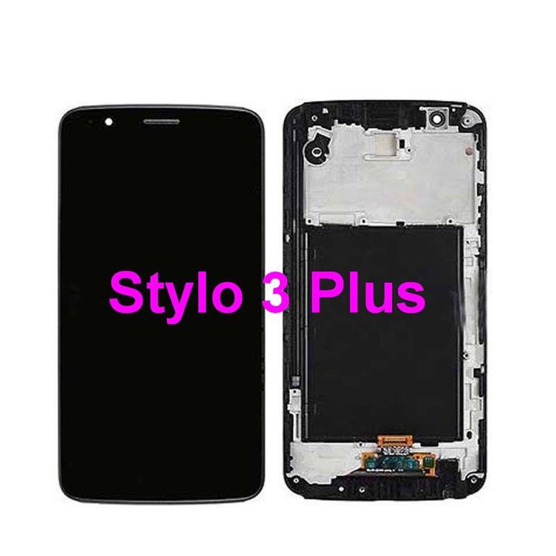 LG Stylo Stylus 3 PLUS MP450 TP450 M470 M470F M470 Display