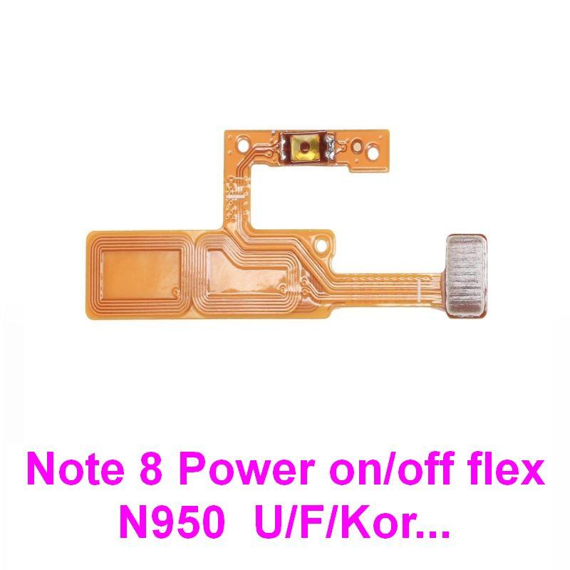 N950u N950n 8 Galaxy N950 Note N950f For Samsung Note8 On Power