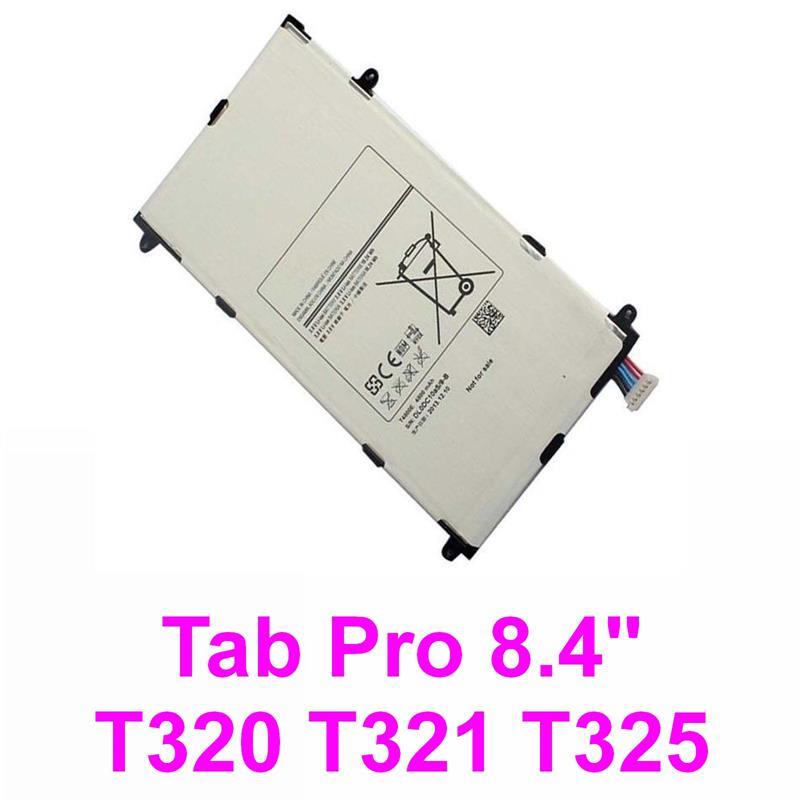 USA OEM Battery T4800E For Samsung Galaxy Tab Pro 8.4 SM-T321 SM-T325 SM-T327