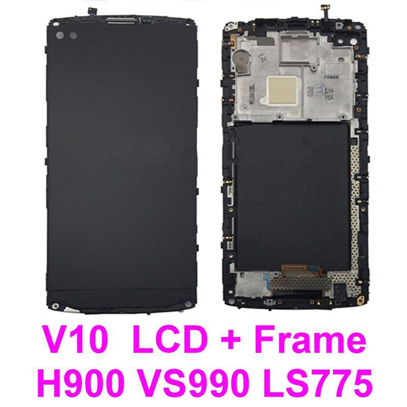 for LG V10 H900 H901 H960 H961N VS990 H968 Display Screen