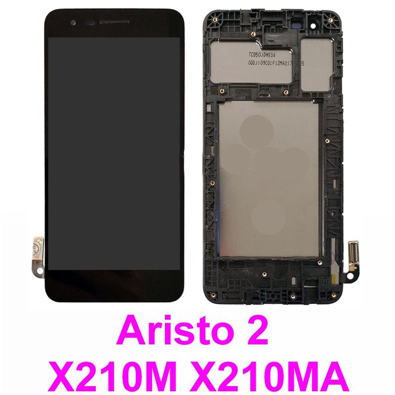 For LG Aristo 2 & PLUS X210 MX210 X210M X210TA X212 X212TA