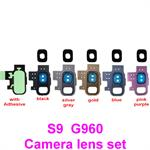Samsung Galaxy S9  G960 G9600 G960U G960F G960KOR, Rear Back Camera lens Cover with Adhesive