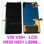 for LG V30 / V35 ThinQ / V30+ / V30S PLUS V30A H930 H932 H931 VS996 H930DS US998 LS998U LCD Screen Display +Touch Glass Front Lens Digitizer Assembly