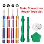 iPhone 7 , 7 Plus + METAL Screwdriver Repair Tools Set Kits * 8 Pcs