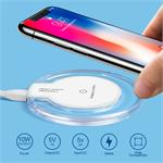 Wireless Charger Wireless Charging iphone 8 8P iphone X , Samsung S9 S9+ S8 S8+ Note 5 , Nokia LG Nexus * Retail Box